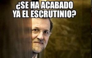 308 02 Rajoy escrutinio