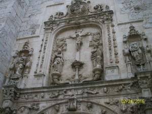 323 16 Catedral Burgos - Arbol linaje